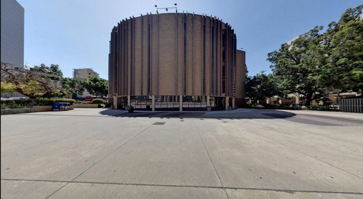 The Civic Center Theatre