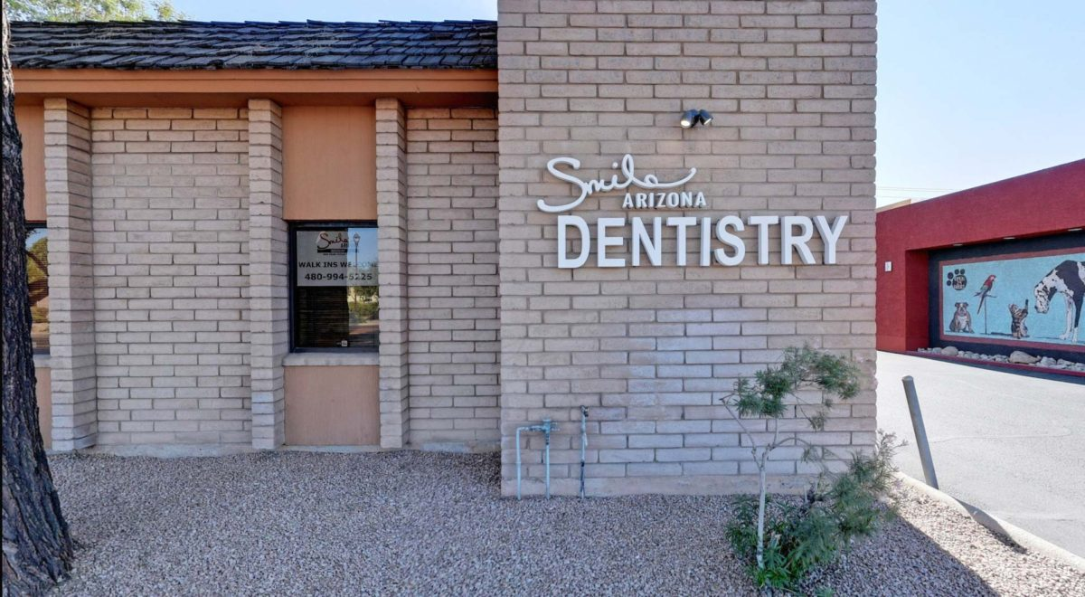 Street view - Smile Arizona Dentistry