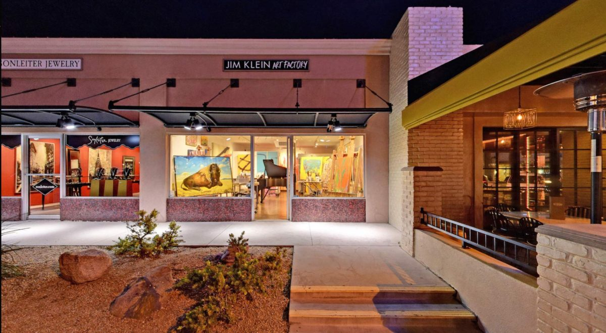 Jim Klein's Art Factory