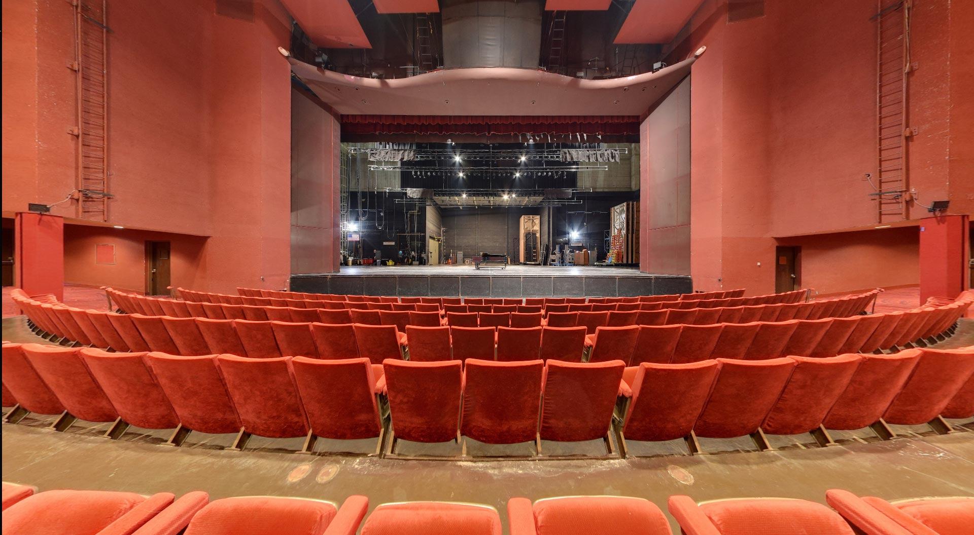 San Diego Civic Theatre 360niche