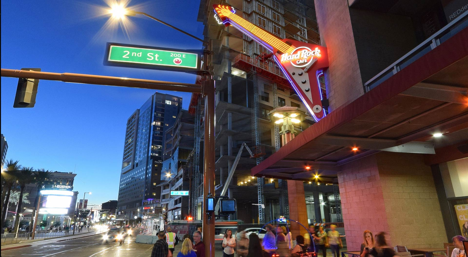 Hard Rock Cafe Phoenix 360niche