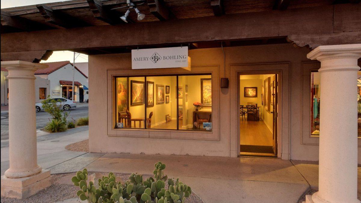 Amery Bohling Gallery Scottsdale